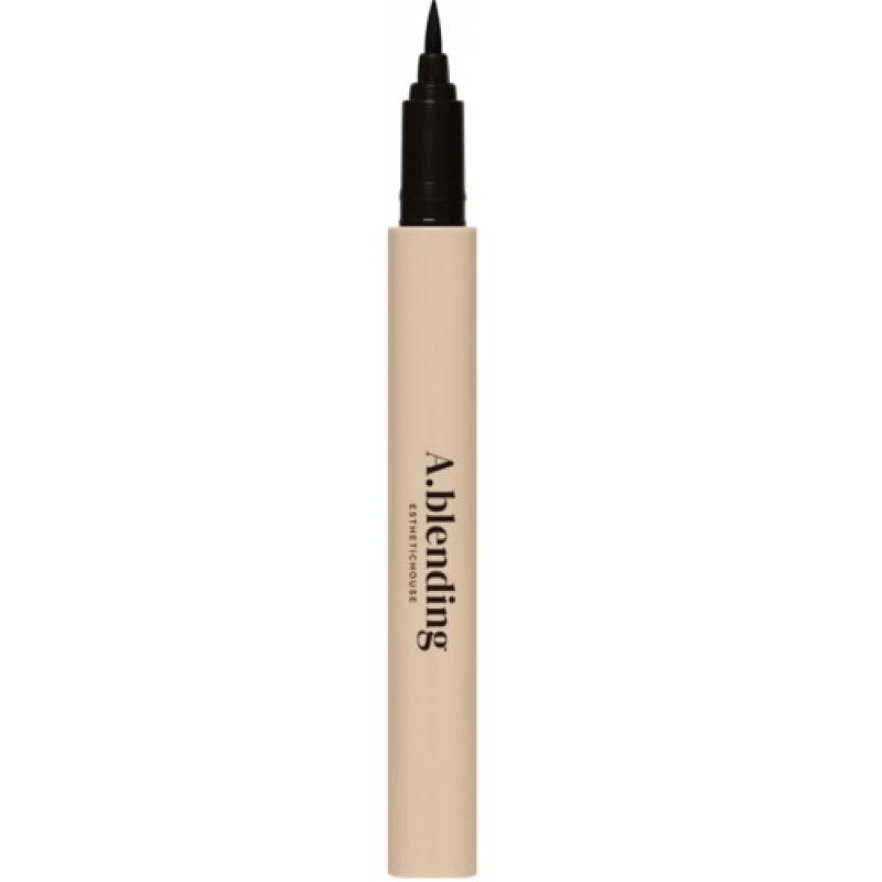 Подводка для глаз ЧЕРНЫЙ / A.blending Perfect Tattoo Eyeliner (Carbon Black), 0,6 гр