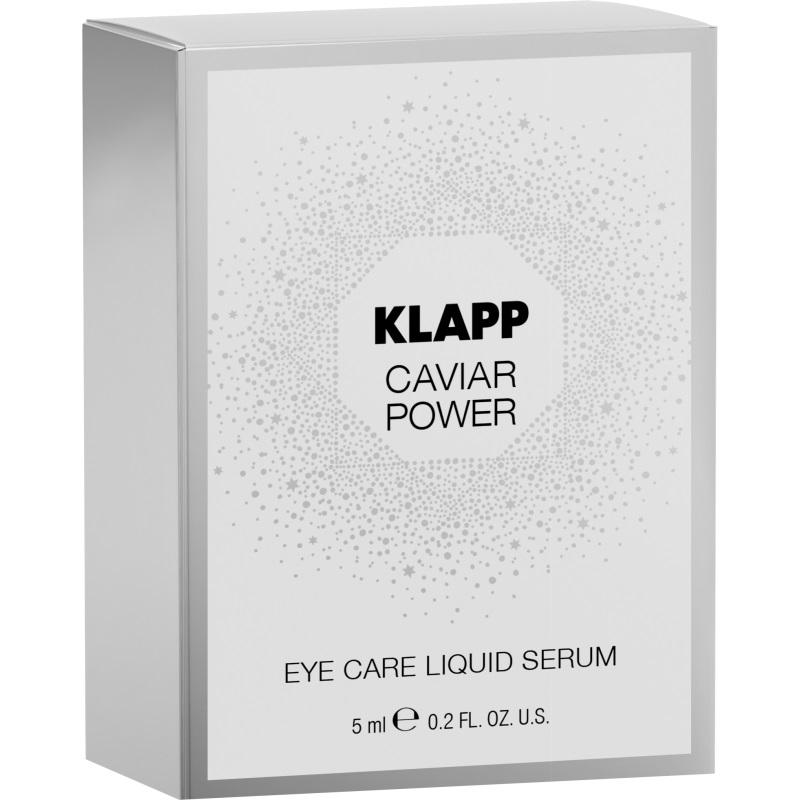 Сыворотка для кожи вокруг глаз, CAVIAR POWER Eye Care Liquid Serum, 5 мл
