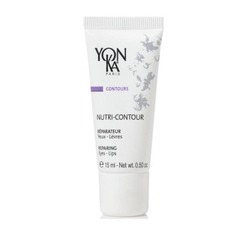 Питательный контур-крем для глаз и губ Yon-Ka Nutri-contour, 15 мл