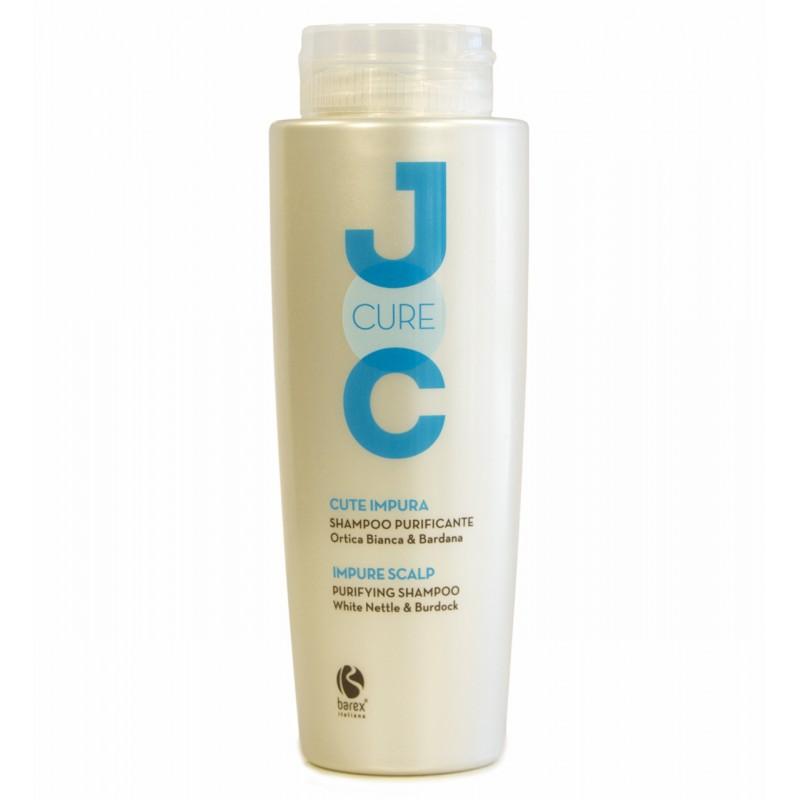 Barex Joc Cure Purifying Shampoo / Шампунь очищающий с экстрактом белой крапивы, 250 мл,, BAREX