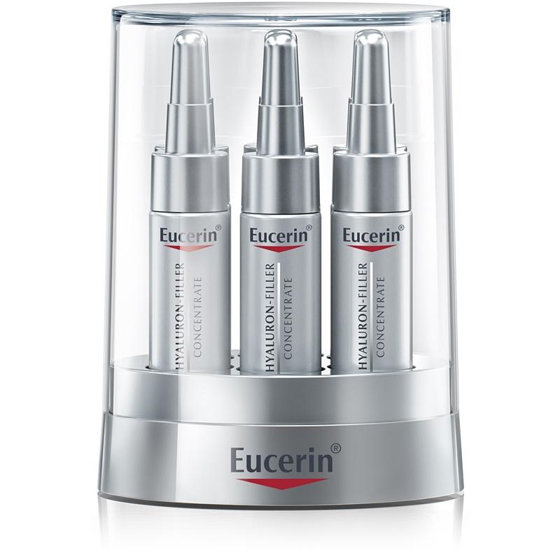 Эуцерин Hyaluron-filler, Сыворотка-концентрат для кожи вокруг глаз, 5 мл N6