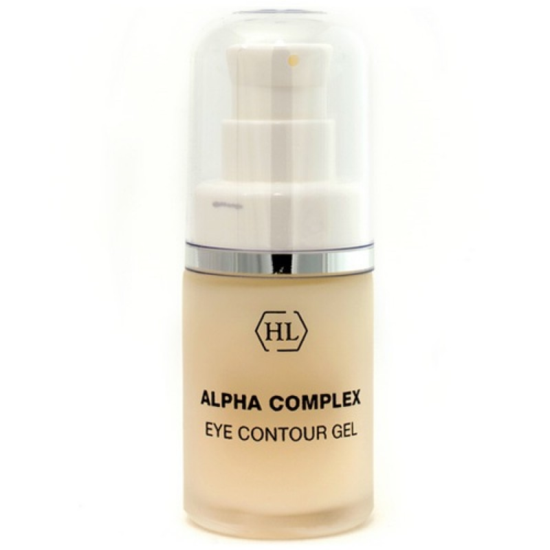 ALPHA COMPLEX Eye Contour Gel / Гель д/век, 15мл,, HOLY LAND