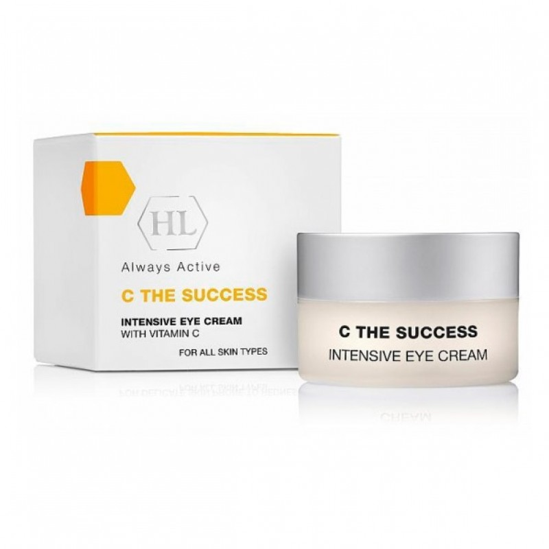 C the SUCCEESS Eye Cream / Крем д/век, 15мл,, HOLY LAND