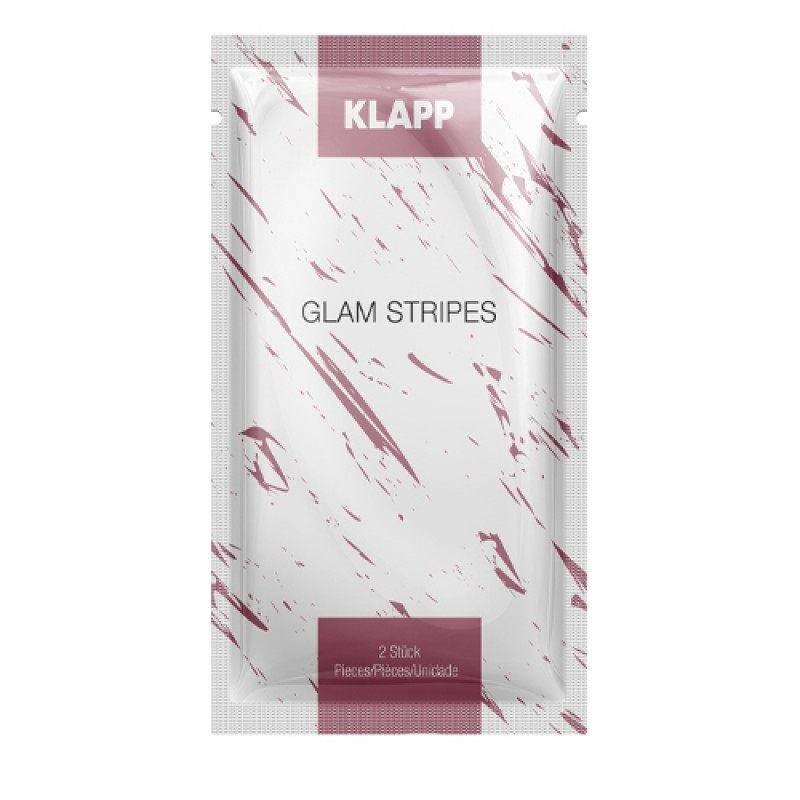 Голливудские патчи, Glam Stripes, 2 шт.