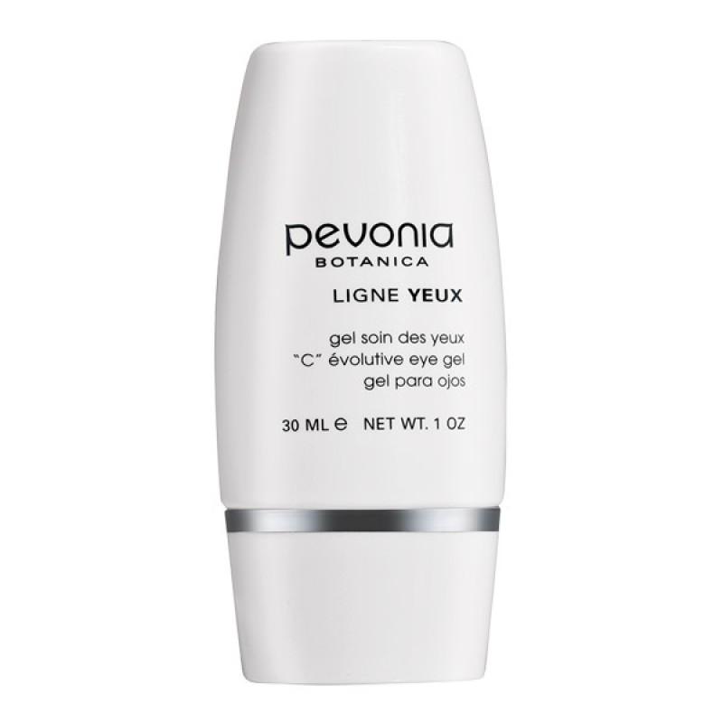 Эволютивный гель с витамином C для кожи вокруг глаз, 30мл,, PEVONIA